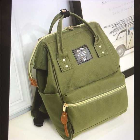 57bd3b83f2c2 Anello Handbags - Anello Japan Fashion Laptop Tablet Backpack
